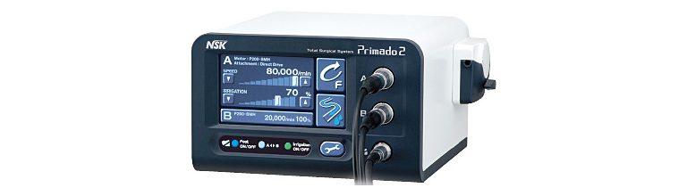 Primado2 – Elektryczny napęd chirurgiczny
